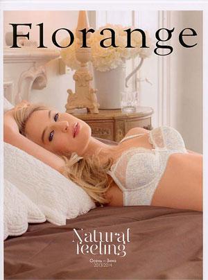 Смотреть каталог Florange Natural Feeling Флоранж Натуральные ткани осень-зима 2013-2014