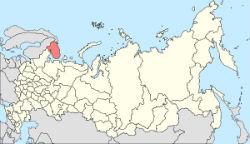Флоранж Мурманская область