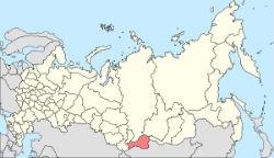 Флоранж Республика Тыва (Тува)