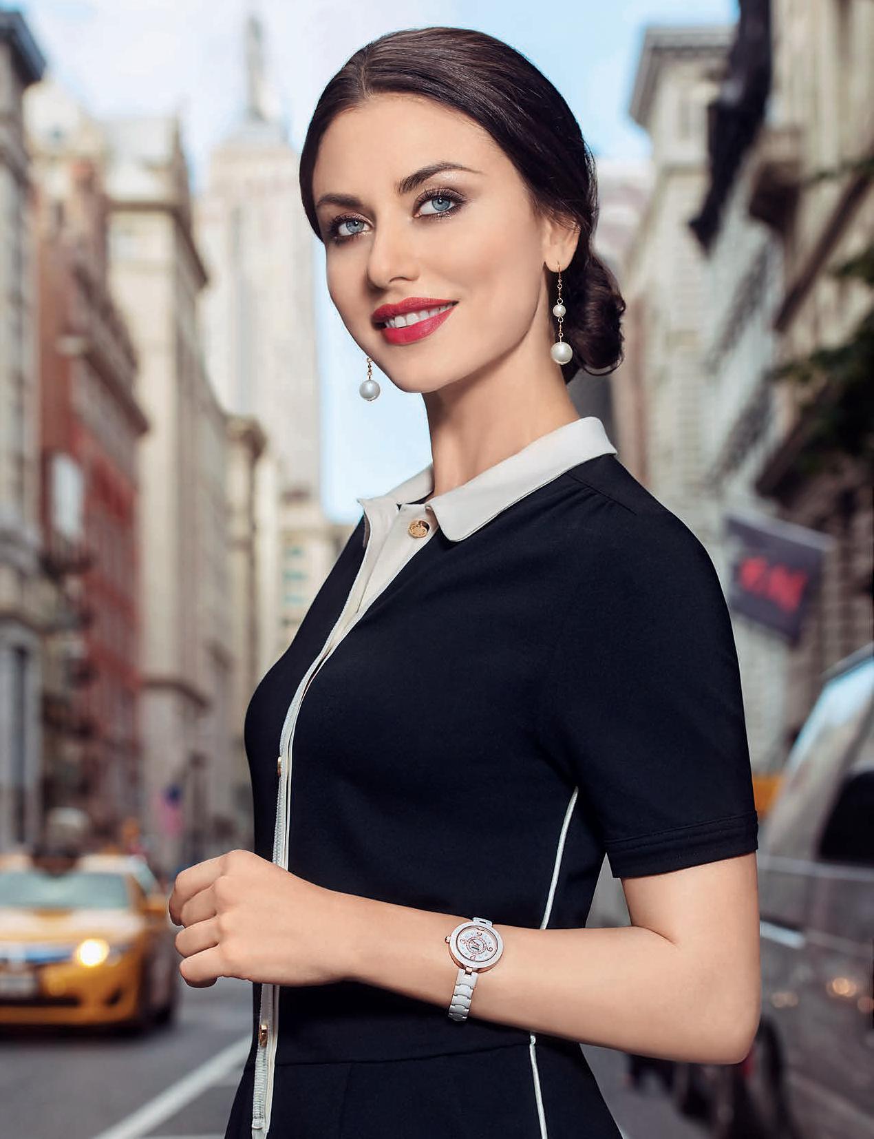"Бижутерия Флоранж - Часы ""Пятая авеню"""